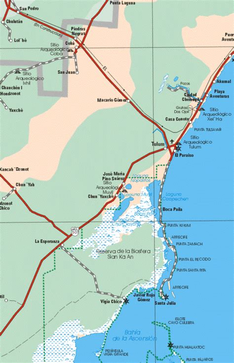 tulum mexico map seng nduwe ngamuk tulum mexico map