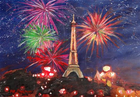 paint nite new years eiffel tower city of with silvester new years