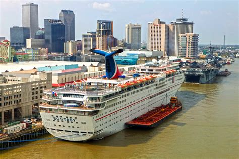 new orleans cruises new orleans cruise cruise from new carnival right on track for new orleans cruise record