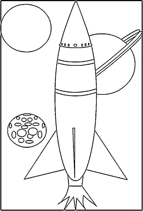 mickey mouse rocket ship coloring pages picture of rocket ship kids coloring