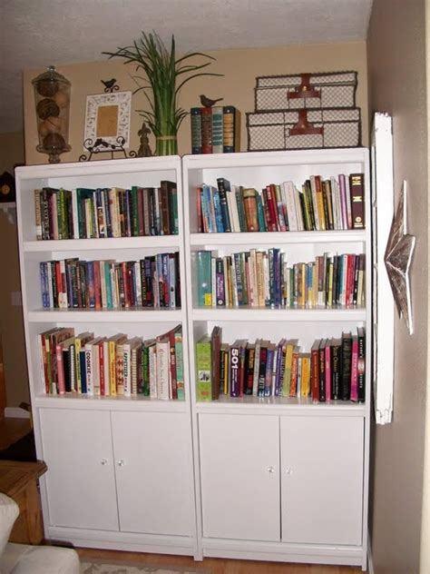 painted particle board bookcases new dresser