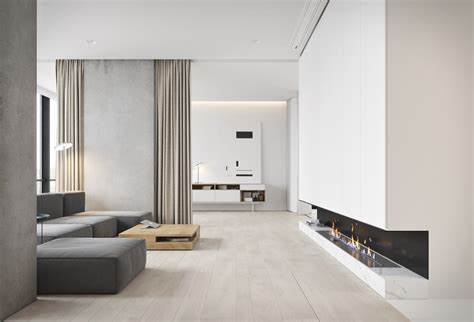 Minimalist Apartment by Minimalist Bachelor Apartment