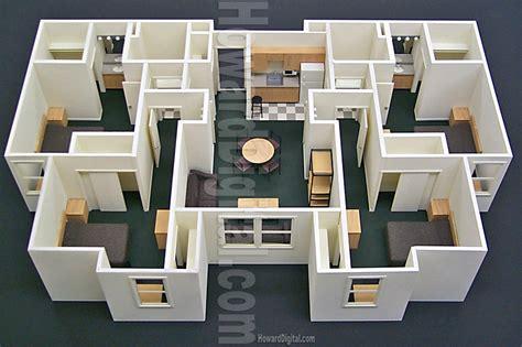 3d home kit complete materials to design build a model interior model howard architectural models