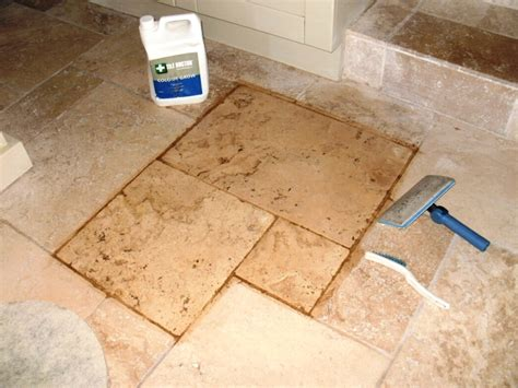 How To Seal Tile Floor by Work History Dorset Tile Doctor
