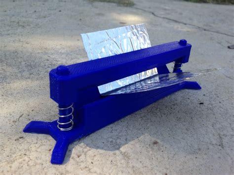 Mini Sheet mini sheet metal brake by ionsnail thingiverse