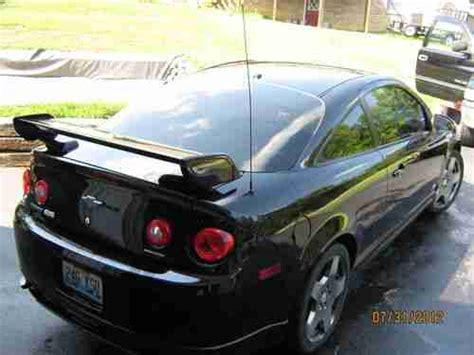 car owners manuals for sale 2007 chevrolet cobalt engine control buy used 2007 chevrolet cobalt ss coupe black 2 owners manual 2 door 90k miles in