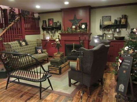primitive decorating ideas for living room love the stacked suitcases in the center of the living