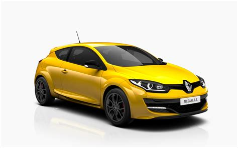 renault yellow image gallery megane rs 265