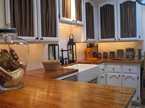 countertops and cabinets by design wood kitchen countertops pictures ideas from hgtv hgtv