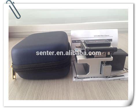 Senter Fiber Optic st3110e china supplier of fiber cleaver optical fiber