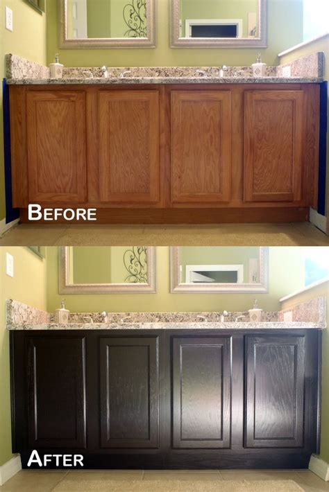 java gel stain kitchen cabinets java gel stain amazing transformation stained cabinets
