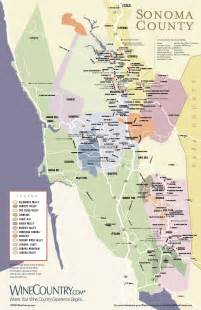 map of california wineries california wine country tour map pictures to pin on