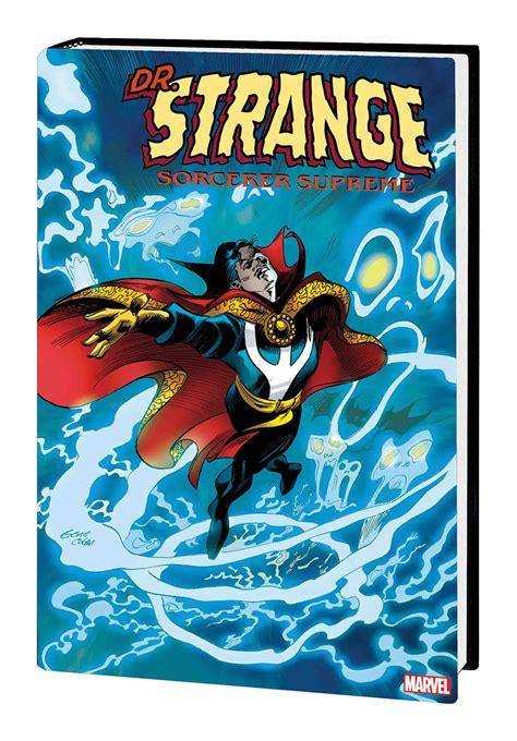 jan171096 doctor strange sorcerer supreme omnibus hc vol 01 previews world