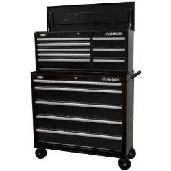 home depot tool chest husky 41 in 13 drawer tool chest and rolling tool cabinet