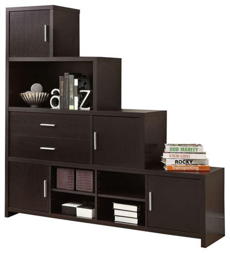monarch step bookcase