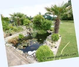 bassin de jardin la visite du bassin de jardin de pascal