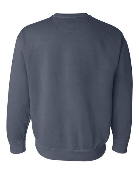 comfort colors sweatshirt comfort colors garment dyed ringspun crewneck sweatshirt