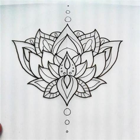 tattoo flash lotus lotus flower pic tattoos my photo bag tats pinterest