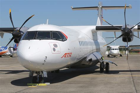 Miniatur Atr 72600 Kalstar Aviation in flight entertainment a bordo degli atr airpress