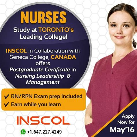 Best Mba Colleges In Canada Without Work Experience by 187 Best Nursing Courses Canada Images On