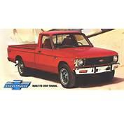 Chevrolet Luv  Car Photo Gallery