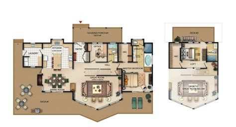 viceroy floor plans viceroy cottage plans 171 floor plans