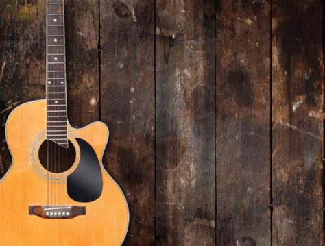 Country Guitar Wallpaper