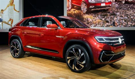 2020 Volkswagen Cross by 2020 Vw Atlas Cross Sport Concept Release Date Price