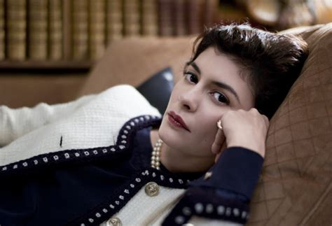 coco chanel tautou film audrey tautou by brigitte lacombe 2008 y mientras tanto