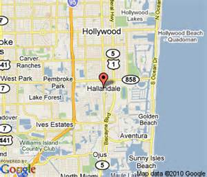 map hallandale florida real estate information archive cinthia ane real estate