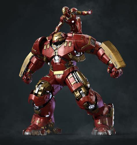 Iron Buster 1 6 toys mms285 aou hulkbuster page 652