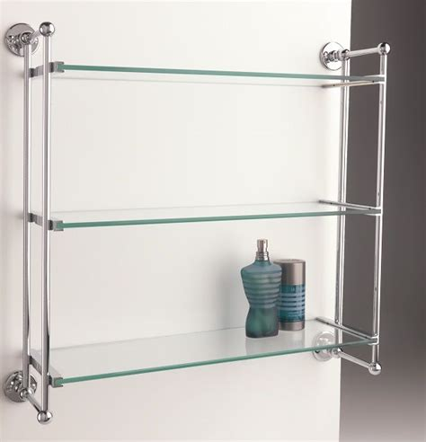 3 tier glass shelf bathroom 98 best beautiful bathroom accessories images on pinterest