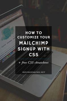 19 How To Design A Mailchimp Newsletter Template The Easy Way Newsletter Templates How To Create A Mailchimp Template