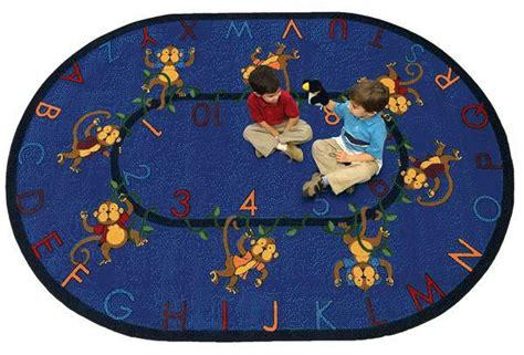 Monkey Business 169 Classroom Rug Monkey Area Rug