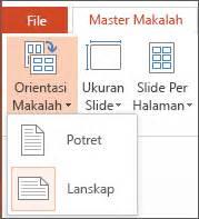 membuat makalah presentasi membuat atau mengubah makalah presentasi powerpoint