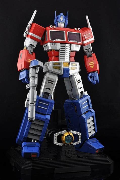 figure transformer optimus prime ultimetal transformers optimus prime 17 figure