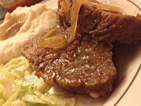 how to cook crock pot beef brisket recipe snapguide
