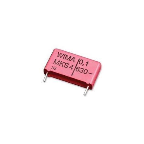 wima bypass capacitor mks2c031001a00kssd wima capacitor 0 1uf 63v ebay