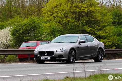 2013 Maserati Ghibli by Maserati Ghibli Diesel 2013 21 April 2017 Autogespot