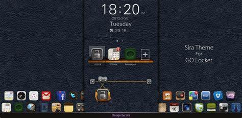 go launcher themes locker pure go locker theme v1 00 chijunsy