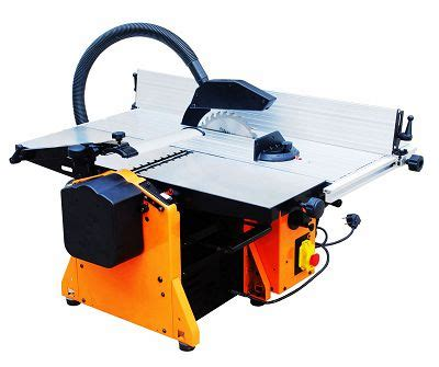 combination saw bench combination woodworking machine thicknesser bench