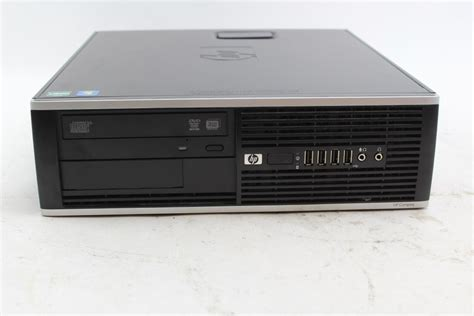 Cpu Hp Compaq 6005 Pro Mt Pc Gaming Spek Gahar Fullset Bu hp compaq 6005 pro small form factor desktop computer