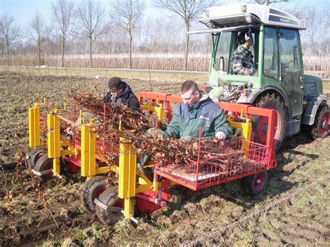 Tree Planter Machine by Exhibitor Damcon Bv Ipm Essen
