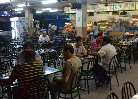 mamak restaurants  muslim indian food culture malaysia