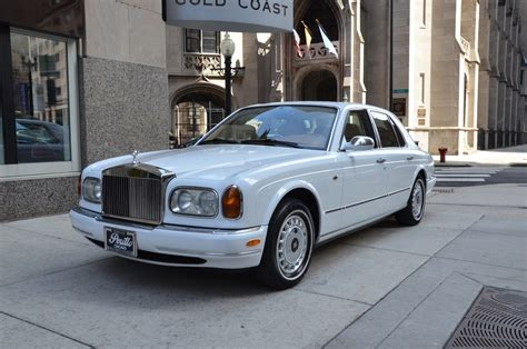 1999 Rolls Royce For Sale by 1999 Rolls Royce Silver Seraph Stock Gc1087a For Sale