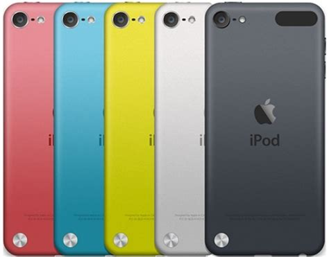 ipod color new iphone 5s might at least three color versions