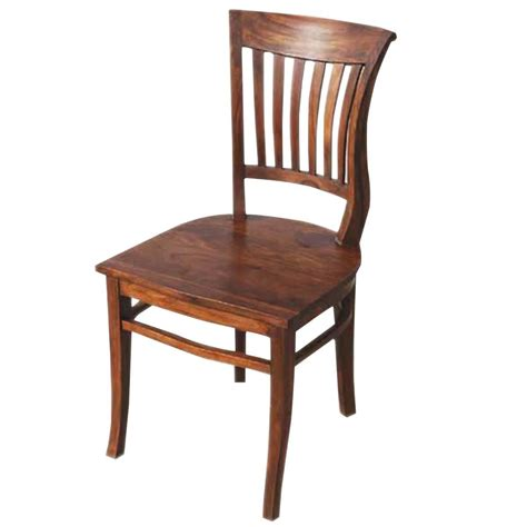 unfinished wood chairs nevada solid wood kitchen side dining chair furniture