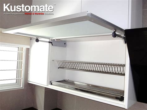 Soft Kitchen Drawer Mechanism by White Cabinets Design Build Installation For Semi D