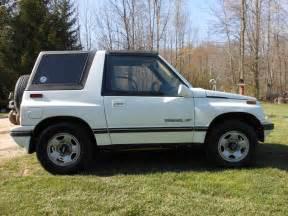 Suzuki Geo Tracker For Sale 1995 Geo Tracker Information And Photos Momentcar