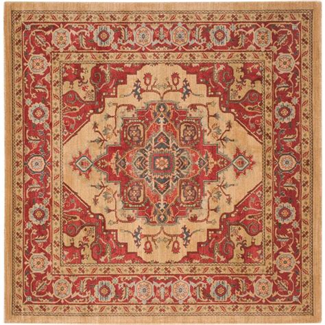 7 Square Area Rug Safavieh Mahal 6 Ft 7 In X 6 Ft 7 In Square Area Rug Mah698a 7sq The Home Depot